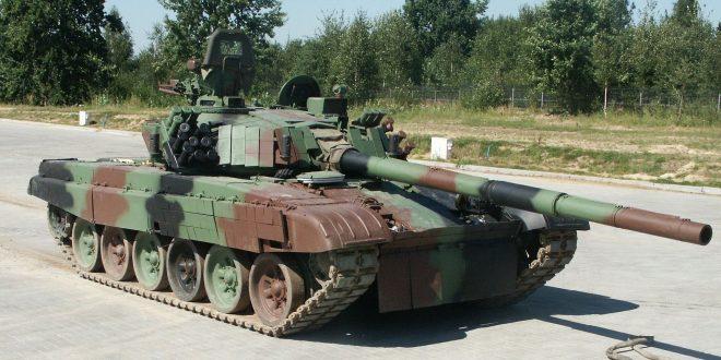 Танк PT91 Twardy Фото: uk.wikipedia.org