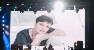 Надія Савченко.Фото POLUKR.net, автор - Андрій Поліковський