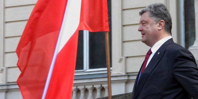 Петро Порошенко. Фото POLUKR.net, автор - Андрій Поліковський