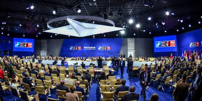 Саміт НАТО у Варшаві. Фото: president.gov.ua