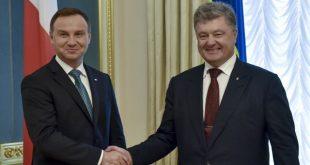 Петро Порошенко й Анджей Дуда. Фото: president.gov.ua