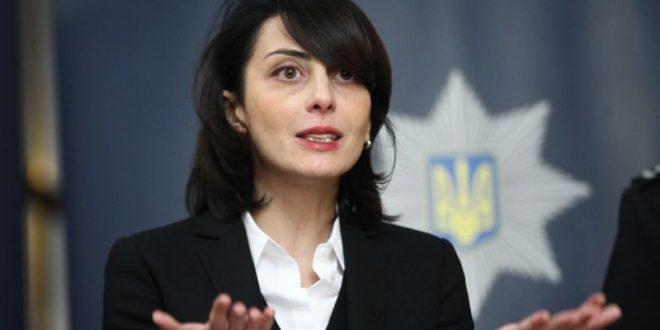 Хатія Деканоідзе. Фото: bessarabiainform.com