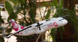 літак авіакомпанії SprintAir