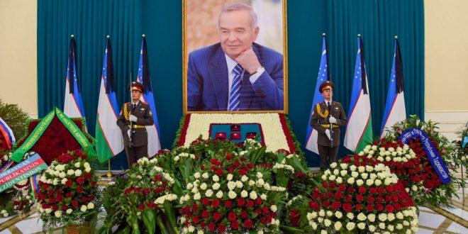 карімов похорон узбекистан