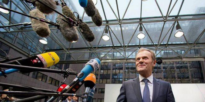 Дональд Туск. Фото: facebook.com/europeancouncilpresident