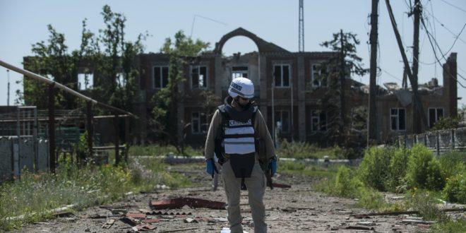 Фото: OSCE/Evgeniy Maloletka