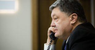 Петро Порошенко. Фото: facebook.com/petroporoshenko