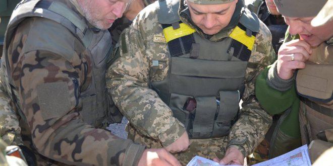 Фото: прес-центр штабу АТО