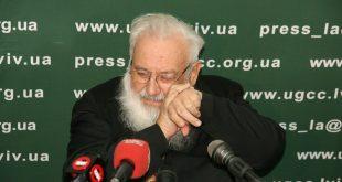 Любомир Гузар. Фото: POLUKR.net / Андрій Поліковський