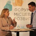 Народний депутат Верховної Ради України Оксана Юринець