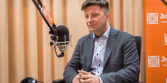 Міхал. Дворчик. Фото: facebook.com/Michał-Dworczyk
