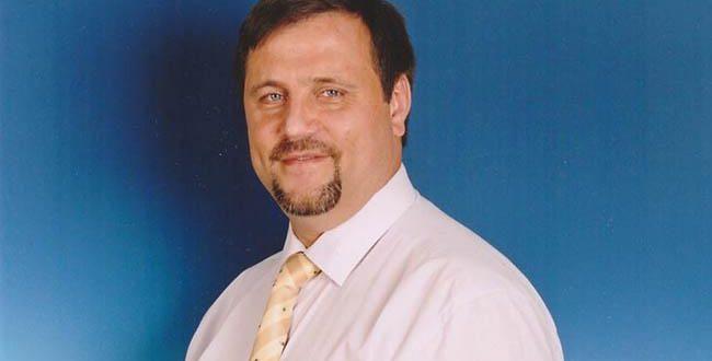 Олександр Кривоконь. Фото: kryvokon.com