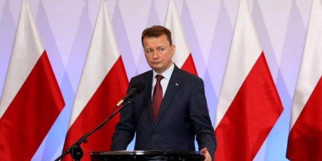 Маріуш Блащак. Фото: facebook.com/PoselMariuszBlaszczak/