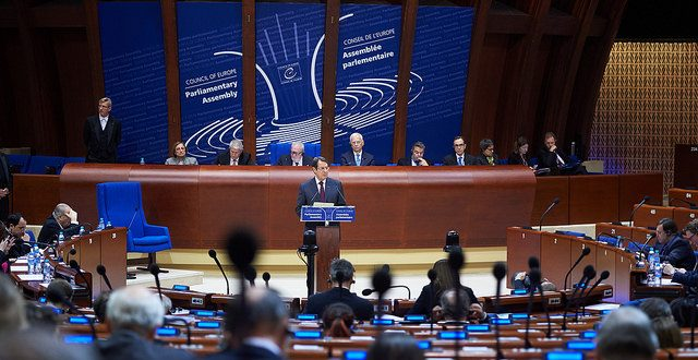 Фото: Council of Europe Parliamentary Assembly / flickr.com