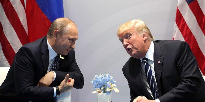 Володимир Путін, Дональд Трамп. Фото: kremlin.ru