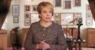 Міністр освіти і науки України Лілія Гриневич. Фото: POLUKR.net / Андрій Поліковський