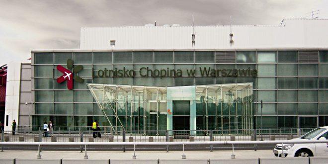 Аеропорт Шопена у Варшаві. Фото: Vampir2011 - Власна робота, CC BY-SA 3.0, /commons.wikimedia.org