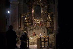 у Гарнізонному храмі святих верховних апостолів Петра і Павла