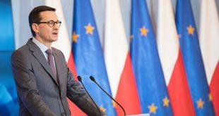 Матеуш Моравецький. Фото: premier.gov.pl