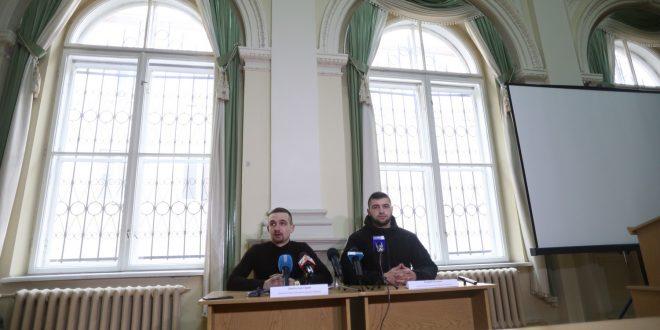 Святослав Сірий, Андрій Бондар. Фото: POLUKR. net / Андрій Поліковський