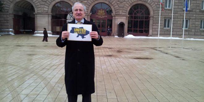 Посол України в Болгарії Микола Балтажи. Фото: facebook.com/ukr.embassy.bg