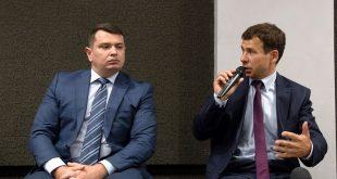 Артем Ситник, Ернест Бейда. Фото: POLUKR.net / Андрій Поліковський