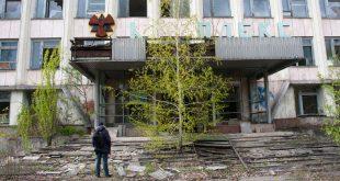 м. Прип'ять у Зоні відчуження Чорнобильської АЕС. Фото: POLUKR.net / Андрій Поліковський