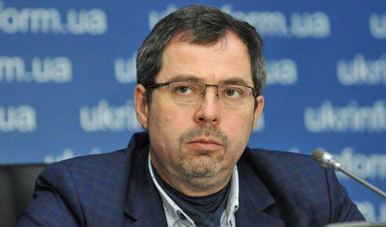 Андрій Юраш. Джерело: risu.org.ua