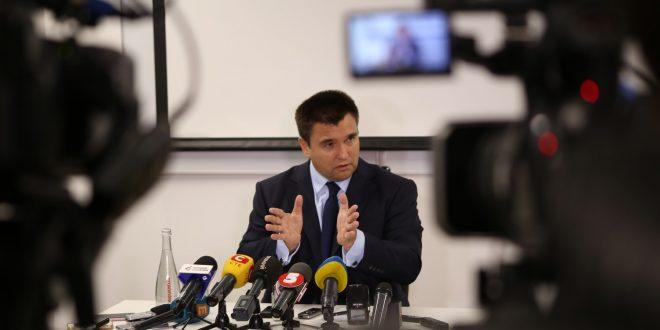 Павло Клімкін. Фото: POLUKR.net / Андрій Поліковський