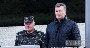 Володимир Замана,   Віктор Янукович. Фото: POLUKR.net / Андрій Поліковський