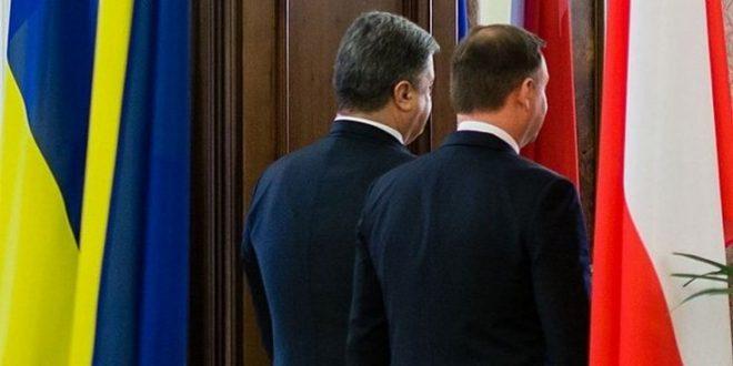 Петро Порошенко, Анджей Дуда. Джерело: intvua.com