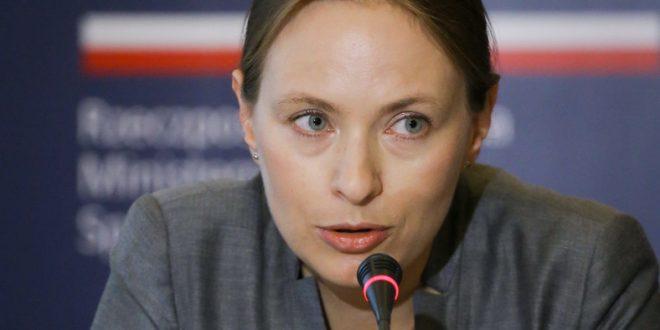 Катажина Пелчиньска-Наленч / Фото Wiadomości - Onet