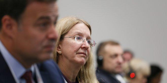 Ульяна Супрун. Фото: POLUKR.NET / Андрій Поліковський