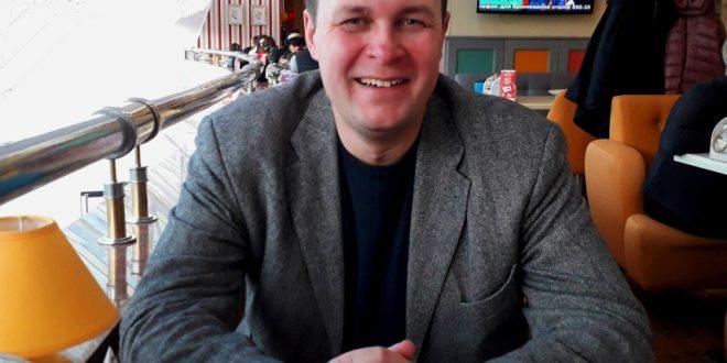 dr Jewhen Mahda / fot. Tomasz Lachowski