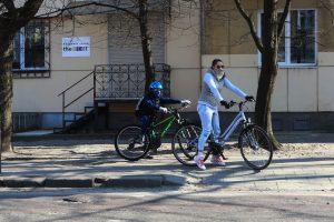 Львів'яни на карантині / Фото Андрій Поліковський, PolUkr.net
