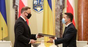 Зустріч Дуда-Зеленський: повернення в нормальність?